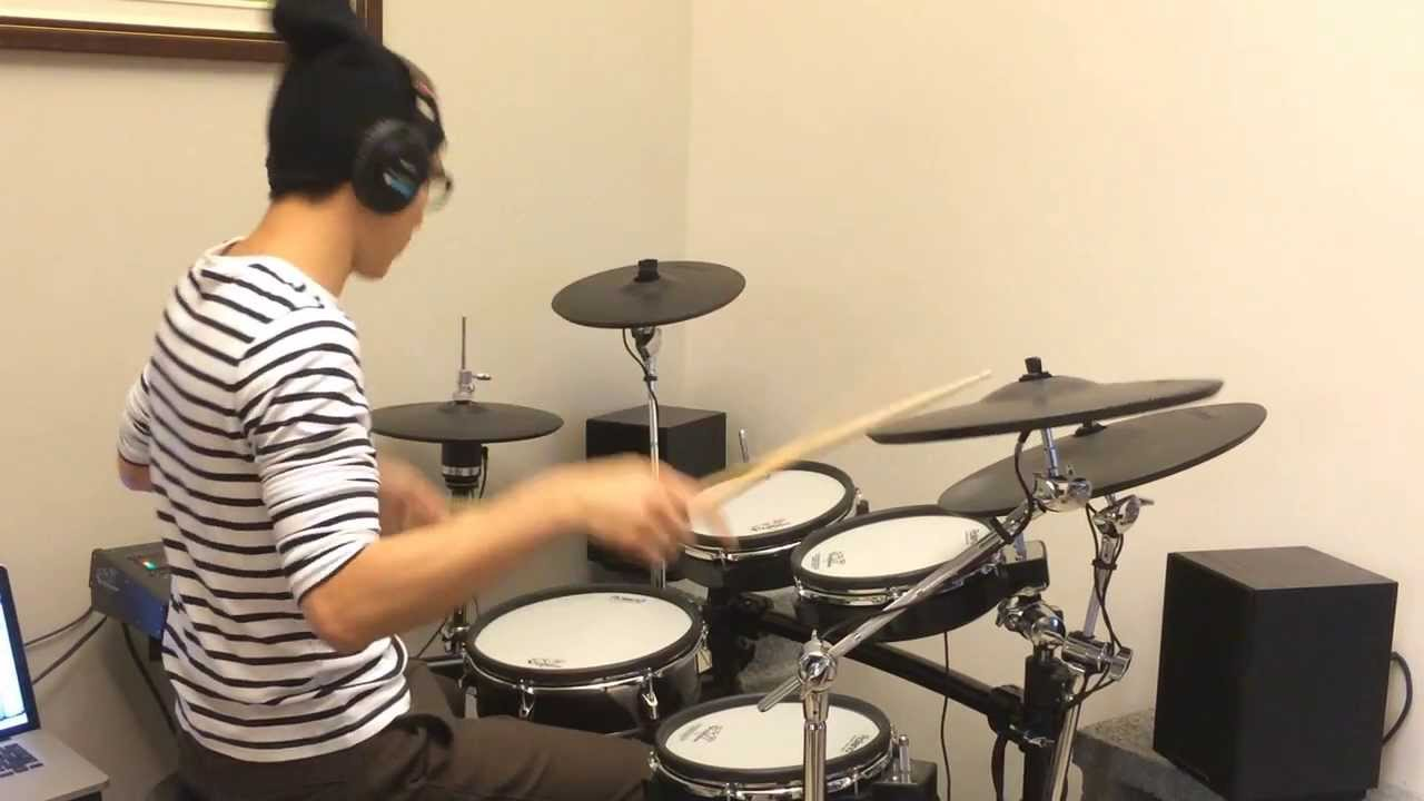 Gateway Worship - Every Day I Live - Drum Cover - YouTube