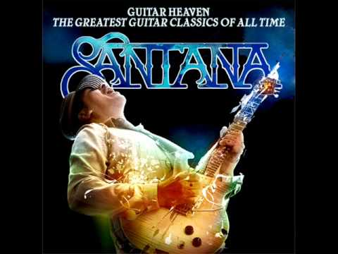 GUITAR HEAVEN: Santana & Rob Thomas do Cream's
