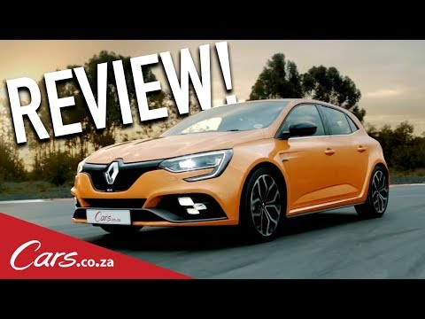 New Renault Mégane RS Lux Review – Does the new 4-wheel steering really work?