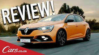 New Renault Mégane RS Lux Review - Does the new 4-wheel steering really work?
