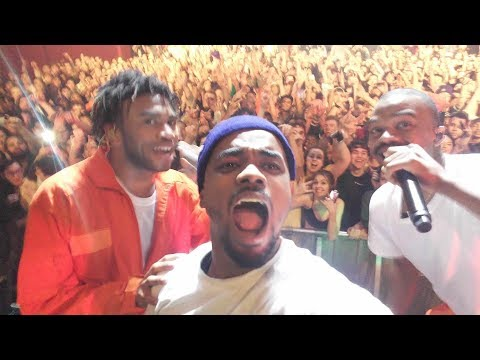 BROCKHAMPTON @ Buckhead Theatre Atlanta GA (FULL SET)