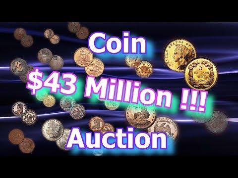 2019 Florida Million Dollar Rare Coin Auction Highlights