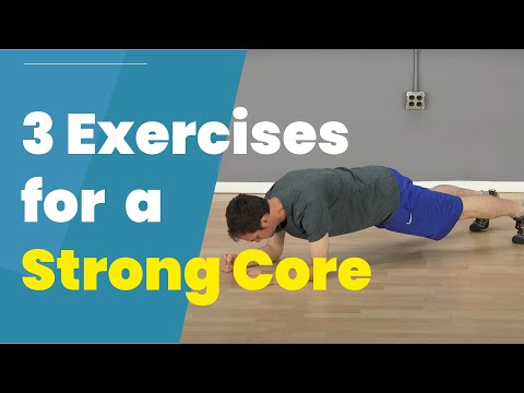 3 Core Exercises For Spine Stability (Safe To Do)