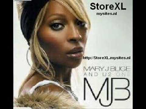 U2 & Mary J Blige - One Love