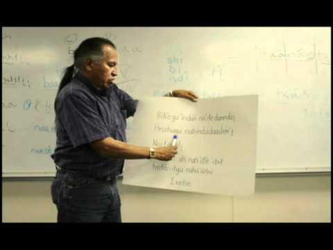 Teaching Mescalero Apache Language To Future Generations