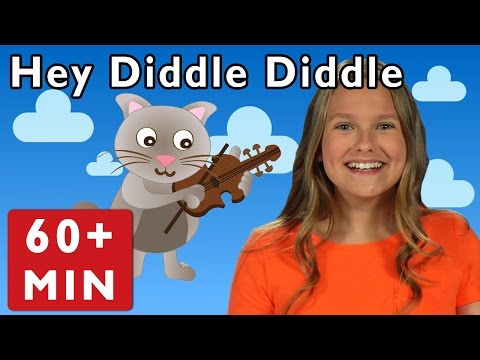 Hey Diddle Diddle and More | Nursery Rhymes from Mother Goose Club!