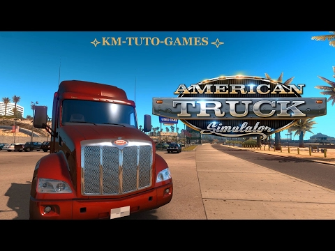 How To Download & Install American Truck Simulator Arizona Free For PC  (32 & 64)bits