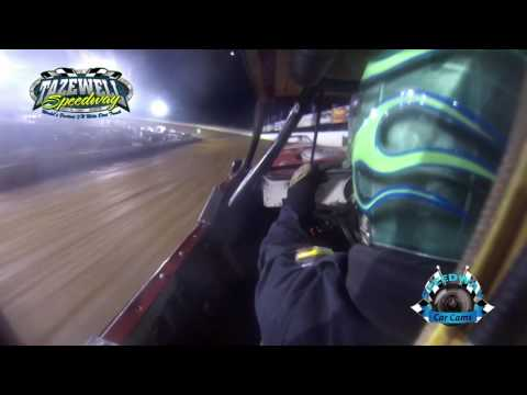 #63 Walter Walsh - Pony - 5-28-17 Tazewell Speedway - In-Car Camera