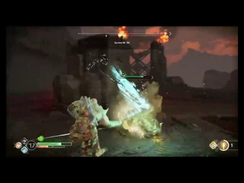 God of War (Part 40)½- Live Gameplay with Wife #follow #cmg_savage4