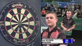 Winmau NDB Ranking Finale Aspiranten Open Rotterdam 2018-2019