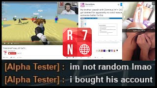 R7N | FaZe Apex Plays ROBLOX! Optimal Quits Hacking? Nude Photo LEAKED, yeezeh terminated!