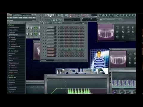 FL Studio Remake : Arty , Chris James - Together We Are ( FREE FLP )