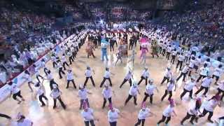 World DanceSport Games 2013 Kaohsiung | Opening Ceremony