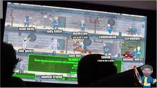 Fallout 4 Perks Revealed in Leaked Footage