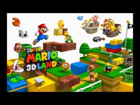 Super Mario 3D Land Special World 8 Crown Music Extended