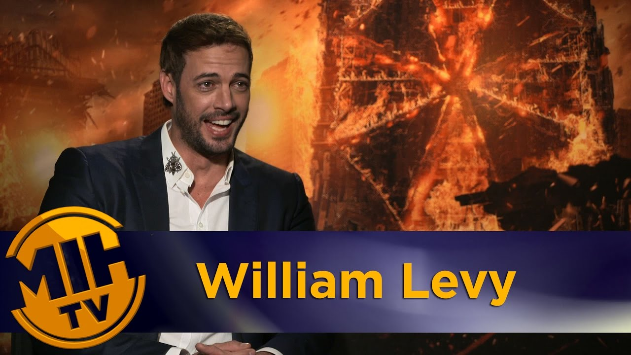 Resident Evil The Final Chapter Interview: William Levy Interview Resident Evil: The Final Chapter