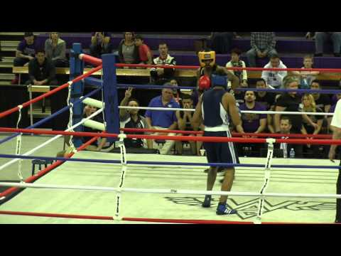 NCBA Championship Bout #11: James Porter (Washington) vs JJ Mariano (Nevada-Reno) 147lbs