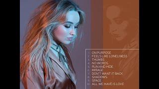 ON PORPUSE - Karaoke - Sabrina Carpenter