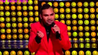 The Voice Australia - Simi Vuata Sings Land of 1000 Dances - The Voice 2015