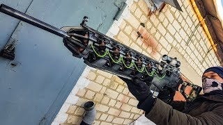 How to make GAUSS RIFLE from S.T.A.L.K.E.R DIY