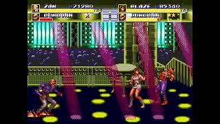 [TAS] Genesis Streets of Rage 3 by atro city in 38:12.55