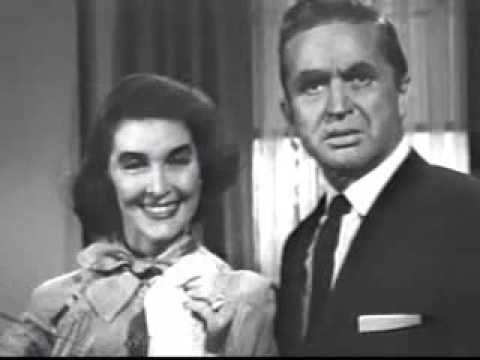 Failed TV Pilot: Time Out For Ginger (1960)