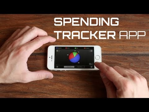 Track your Income and Expenses with this app