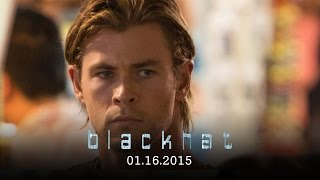 Universal Pictures: Blackhat - In Theaters Friday (TV Spot 18) (HD)