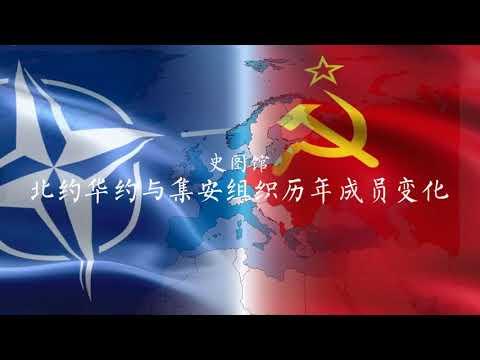 НАТО против ОВД/ОДКБ