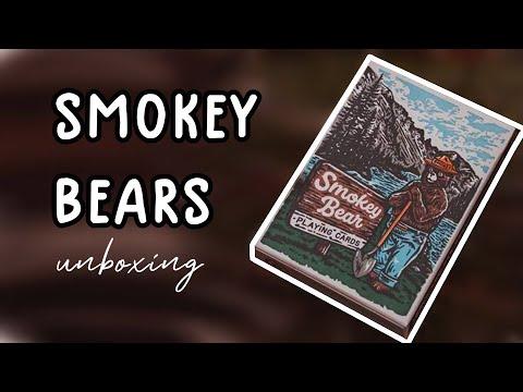 SMOKEY BEAR Playing