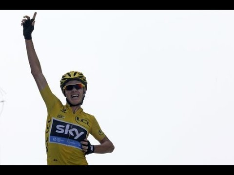 Chris FROOME Best Of 2011-2013