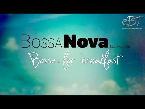 Bossa Nova Backing Track in C Major | 110 bpm