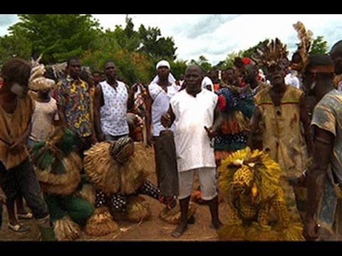 Culture/ Zoukougbeu: à la découverte des hommes panthères niamboua