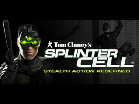 Splinter Cell 1: Defense Ministry