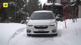 Subaru Impreza - Autotest