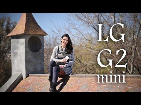 LG G2 mini: обзор смартфона
