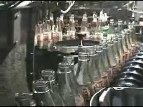 Coca Cola Bottle Filler Capper Machine Youtube