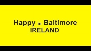Pharrell Williams HAPPY - We are also HAPPY in Baltimore, Ireland