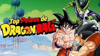 Top Peleas de Dragon Ball