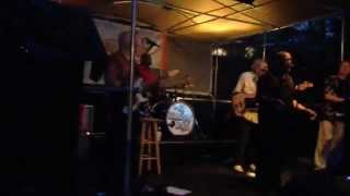 stage look inz she s a bad mama jama the al williams band raleigh nc