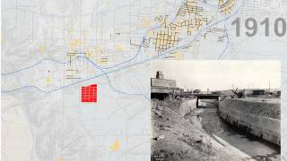 Map 5: Sewer Infrastructure in South St. Louis County, 1900-1980