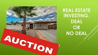 Deal or No Deal, Real Estate Investing #3