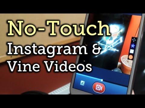 samsung galaxy note 2 instagram video