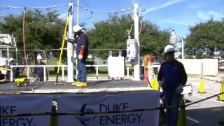 Duke Energy Live Line Demo