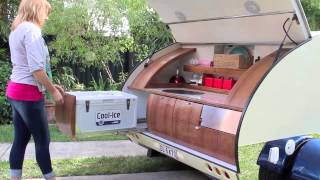 Gidget Retro Teardrop Camper - July 2013