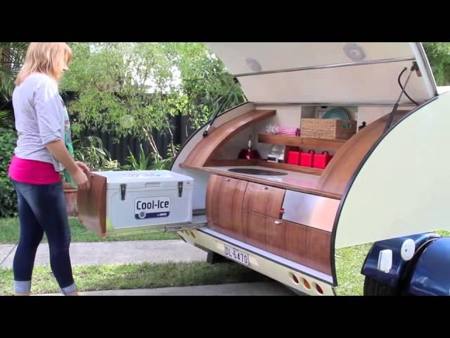 Incredibile Mini camper con tutti i comfort | Oggetti Curiosi