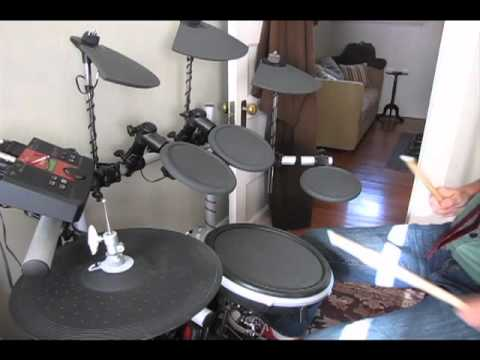 How Electronic Drums Sound Without Amplification