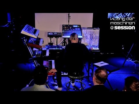 Anthony Rother - Klang der Maschinen @ Session Music Frankfurt 2014