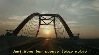 Download Mp3 Demi Kowe - Anisa Salma  Un Lirik