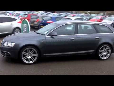 audi a6 avant special editions 2010 2 0 tdi 170 s line. Black Bedroom Furniture Sets. Home Design Ideas